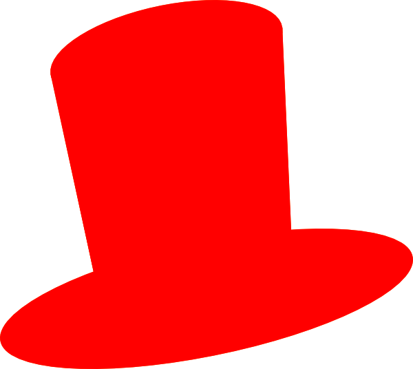 Red Hat Clip Art at Clker.com.