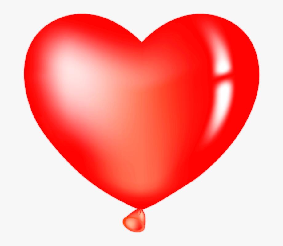 Heart Balloon Clipart, Cliparts & Cartoons.