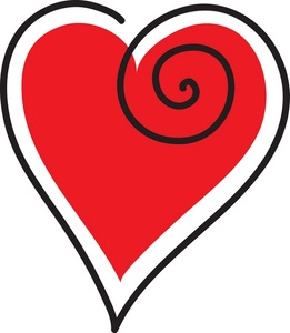 heart clipart free use - Clipground