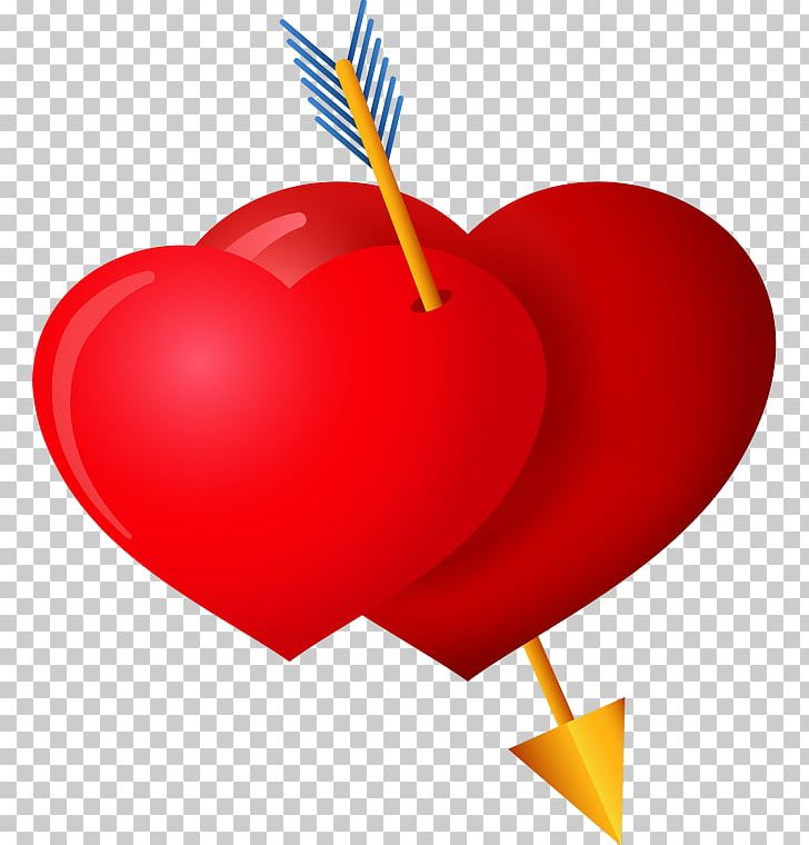 Red Heart Arrow PNG, Clipart, Free PNG Download.