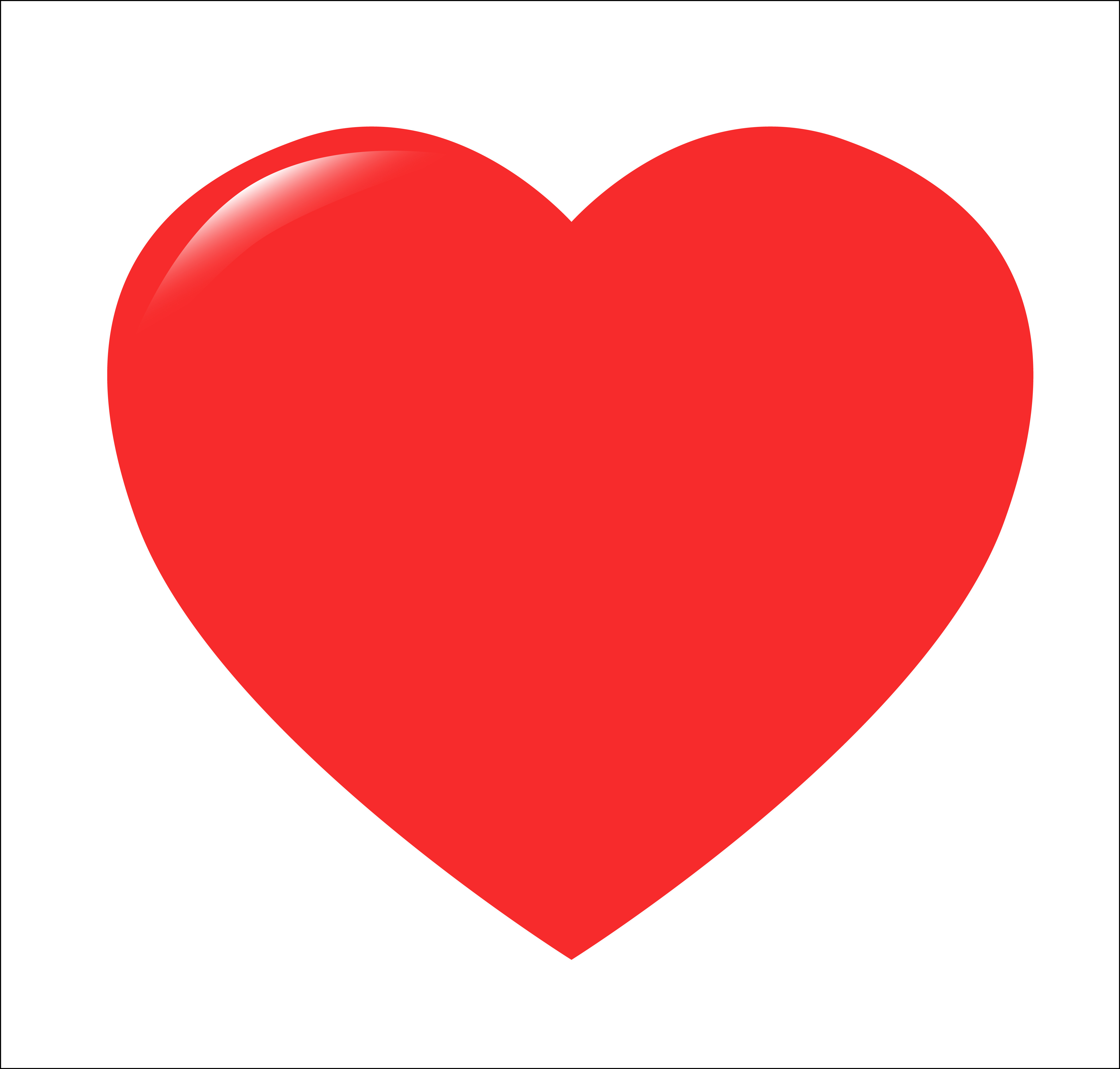 Free Red Heart, Download Free Clip Art, Free Clip Art on.
