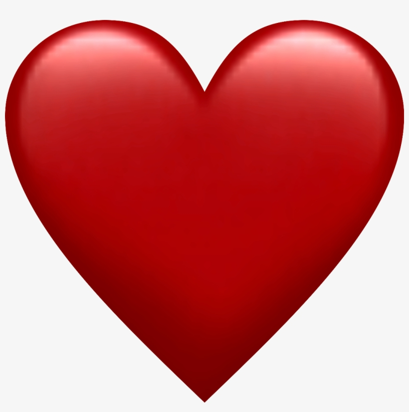 Red Heart Emoji Png.