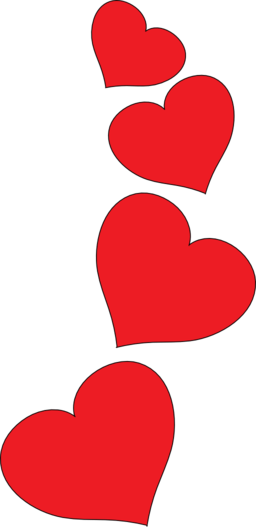 Hearts Clip Art Red Heart Free Clipart Images.