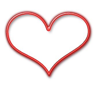Free Red Heart Outline, Download Free Clip Art, Free Clip.