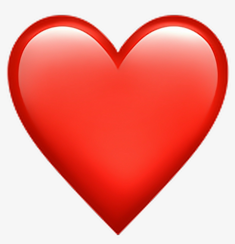 Red Heart Emoji Heart Emoji Emoticon Iphone Iphonee.