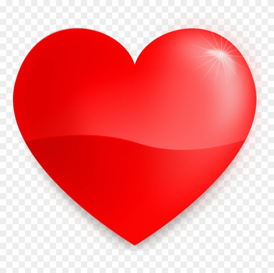 Download Red Heart Clipart Png Photo Transparent Png.
