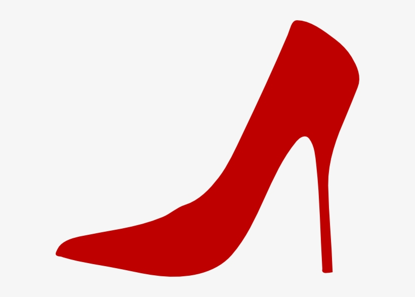Red Shoe Clip Art At Clipart.