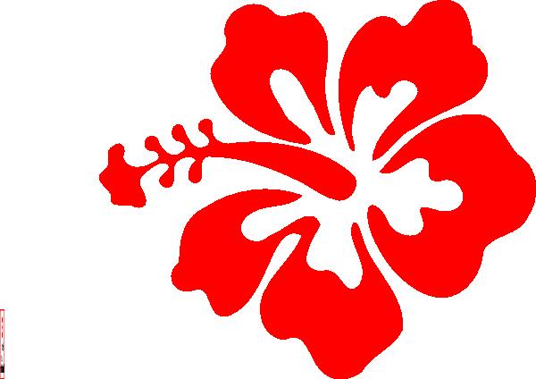 Hibiscus Flower Clip Art at Clker.com.