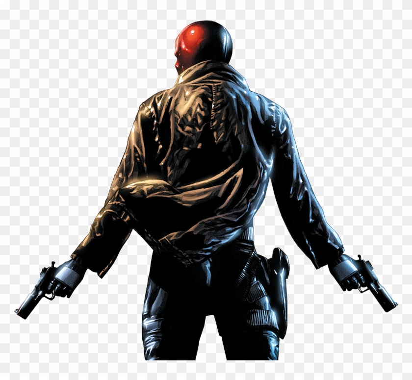 Transparent Jason Todd, From Red Hood And The Outlaws.