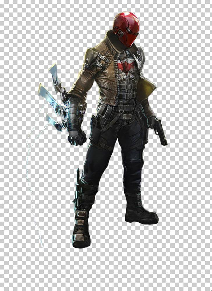 Jason Todd Red Hood Injustice 2 Batman: Arkham Knight Green.