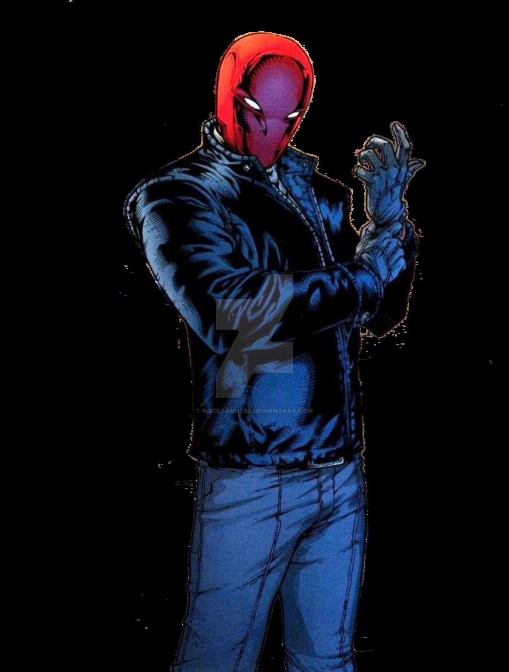 Red Hood (Jason Todd).