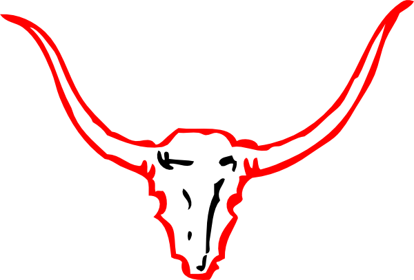 Red Horns Clip Art at Clker.com.