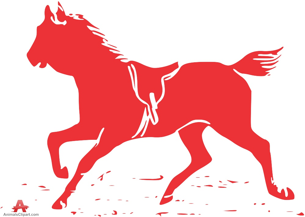 Free Red Horse Cliparts, Download Free Clip Art, Free Clip.