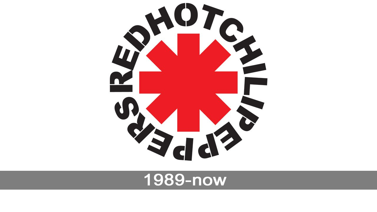 Meaning Red Hot Chili Peppers logo and symbol.