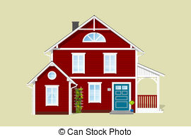 Red house Clip Art and Stock Illustrations. 35,742 Red house EPS.