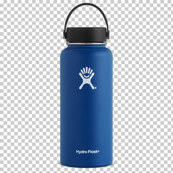 Hydro Flask Wide Mouth Water Bottles Vacuum insulated panel.