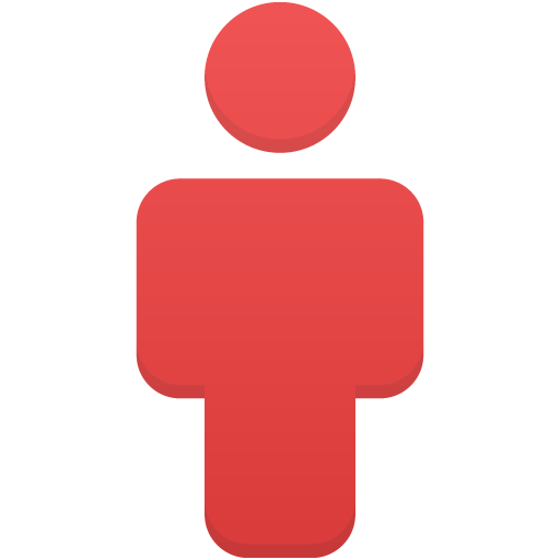 User red Icon.