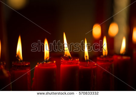 Candlelight Stock Photos, Royalty.