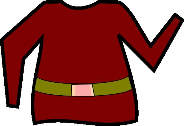 Elf Jacket Clip Art at Clker.com.