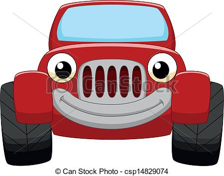 Red jeep Vector Clip Art Illustrations. 225 Red jeep clipart EPS.