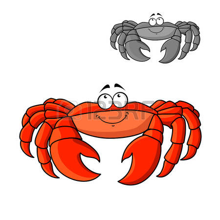 Red king crab clipart - Clipground