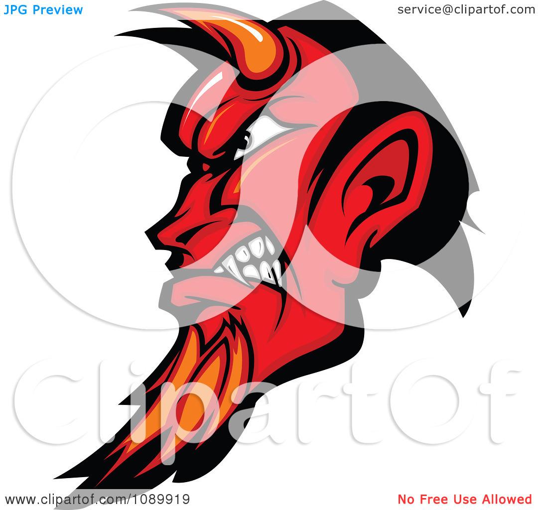 117 Devil Clipart.