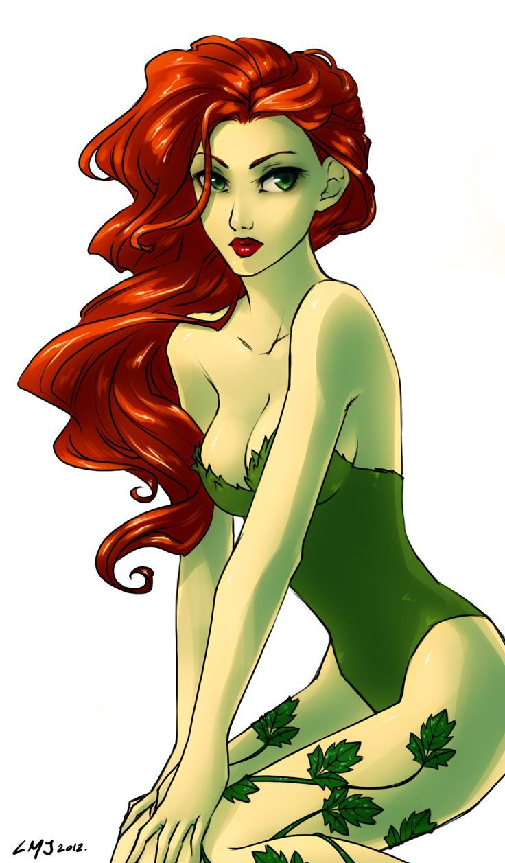 1000+ images about ~POISON IVY~ on Pinterest.