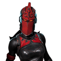Fortnite Red Knight Skin.