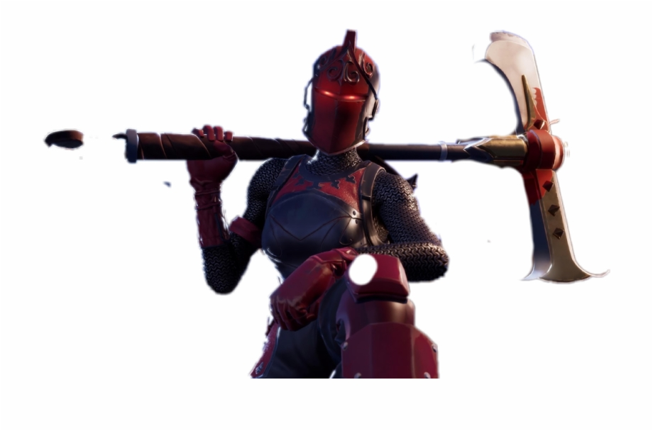 Fortnite Red Knight Png Transparent.