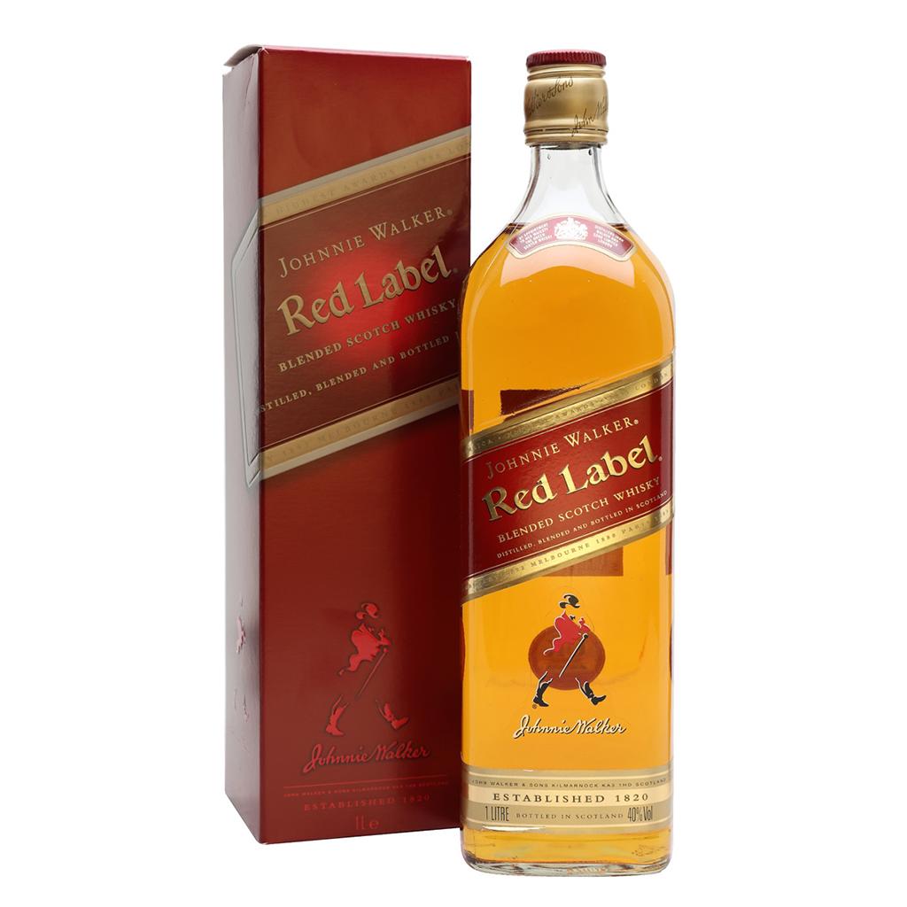Johnnie Walker Red Label 1000ml.