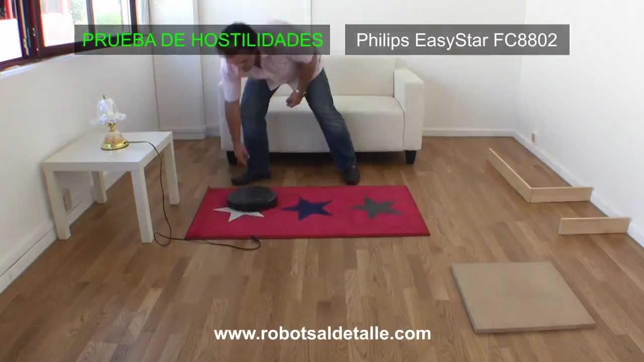 Phillips EasyStar: Prueba de Hostilidades.