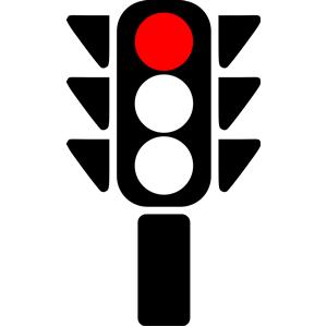 Red Lamp Traffic.
