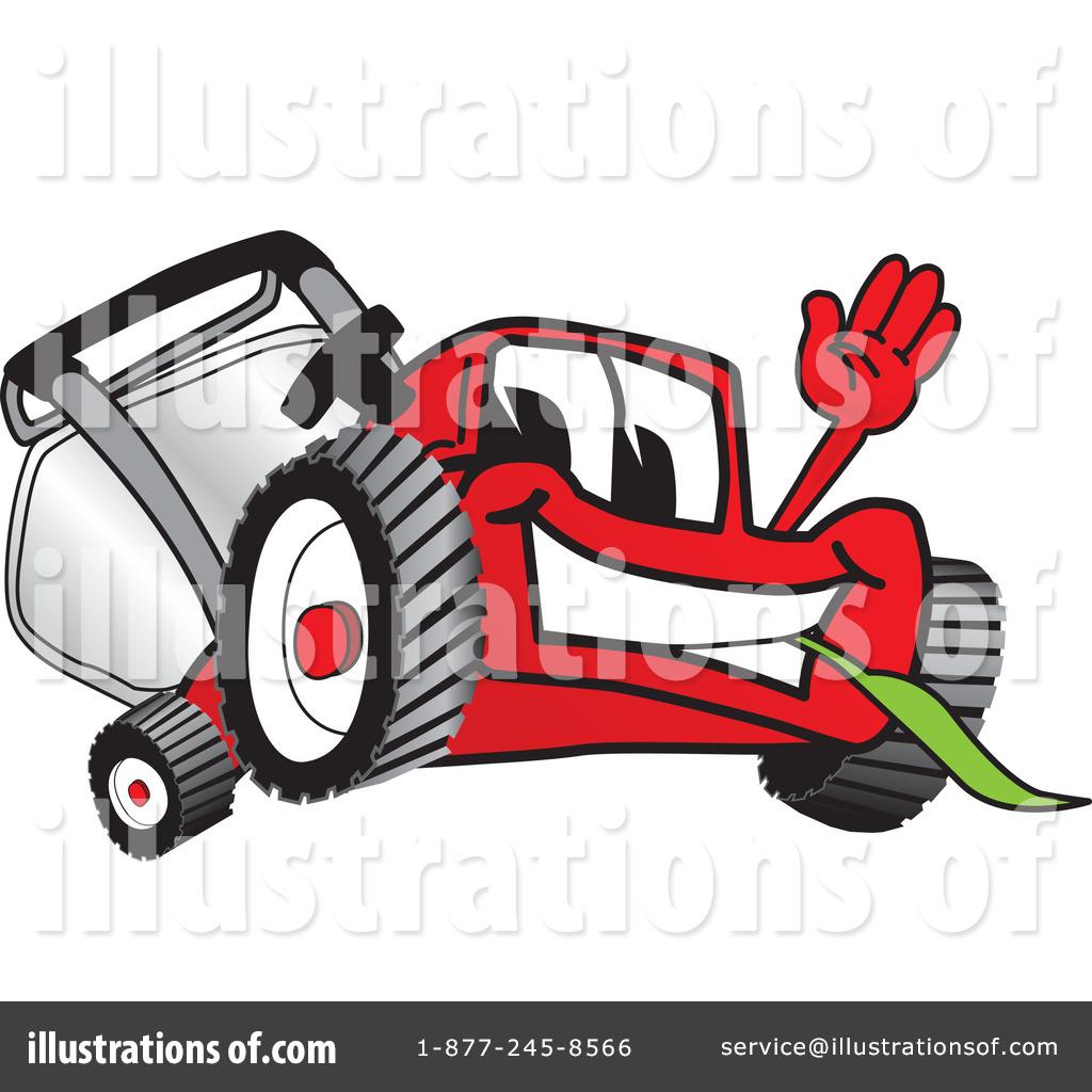 Lawn Mower Clipart #16601.