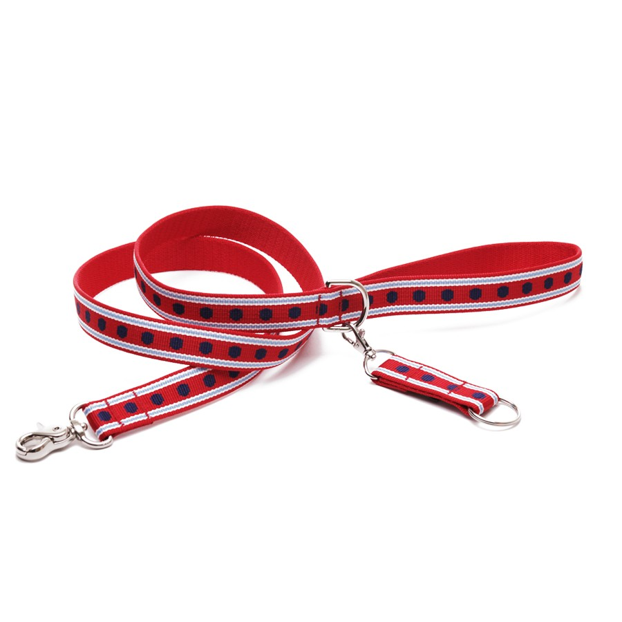 Red Dog Leash.