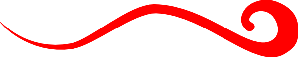 Red Line Border Clipart.