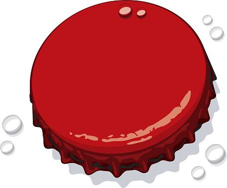 Bottle lid clipart.