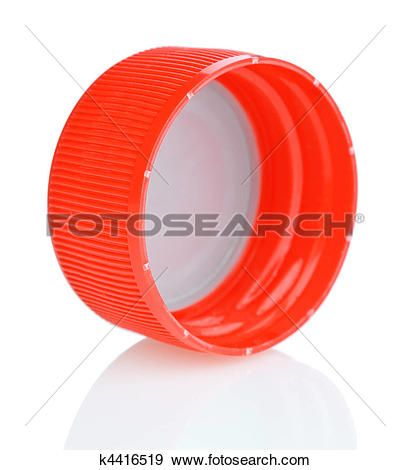 Stock Photograph of red lid k4416519.