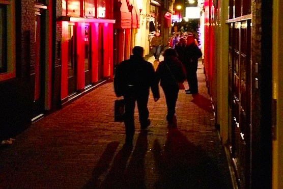 The Best Red Light District Tours in Amsterdam.