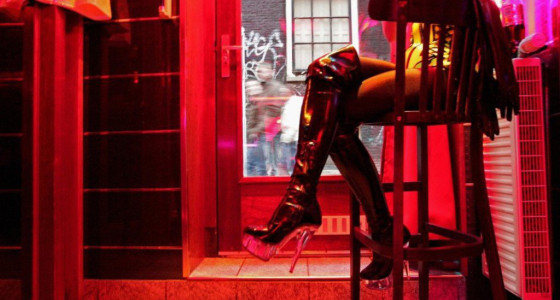 Red Light District Tours.