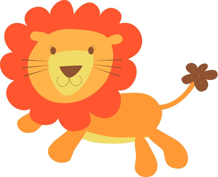 red lion clipart #13