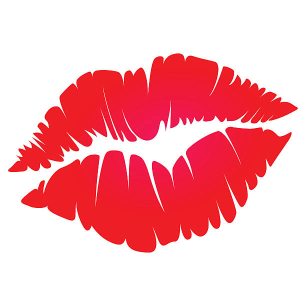 Kiss Lips Clipart.