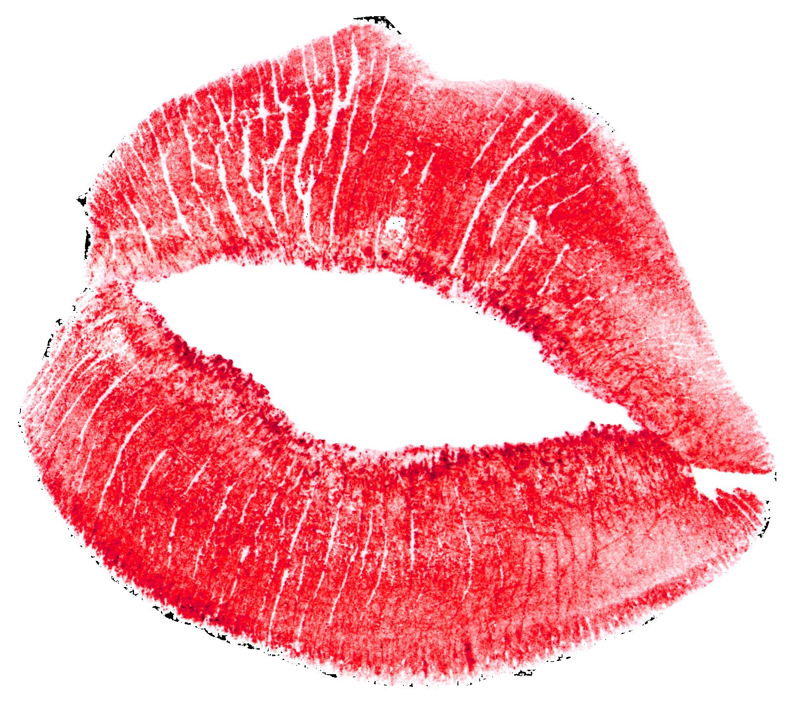 Lips Kiss PNG Image.