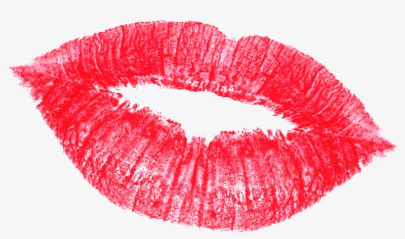 Lipstick Print Png.