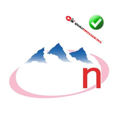 Blue Mountains Pink Circle Logo.