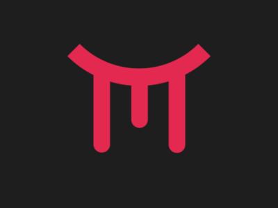 Red Dragon Gate M logo by Nemanja Milicevic on Dribbble.