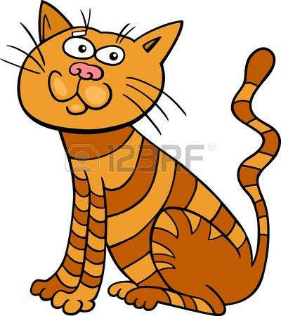 3,869 Tabby Cat Stock Vector Illustration And Royalty Free Tabby.