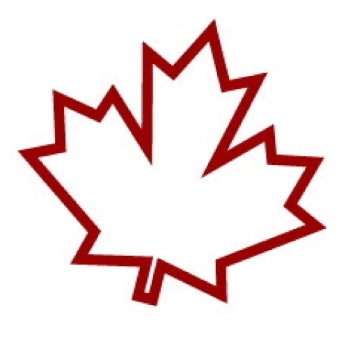 Canadian Maple Leaf Clip Art.