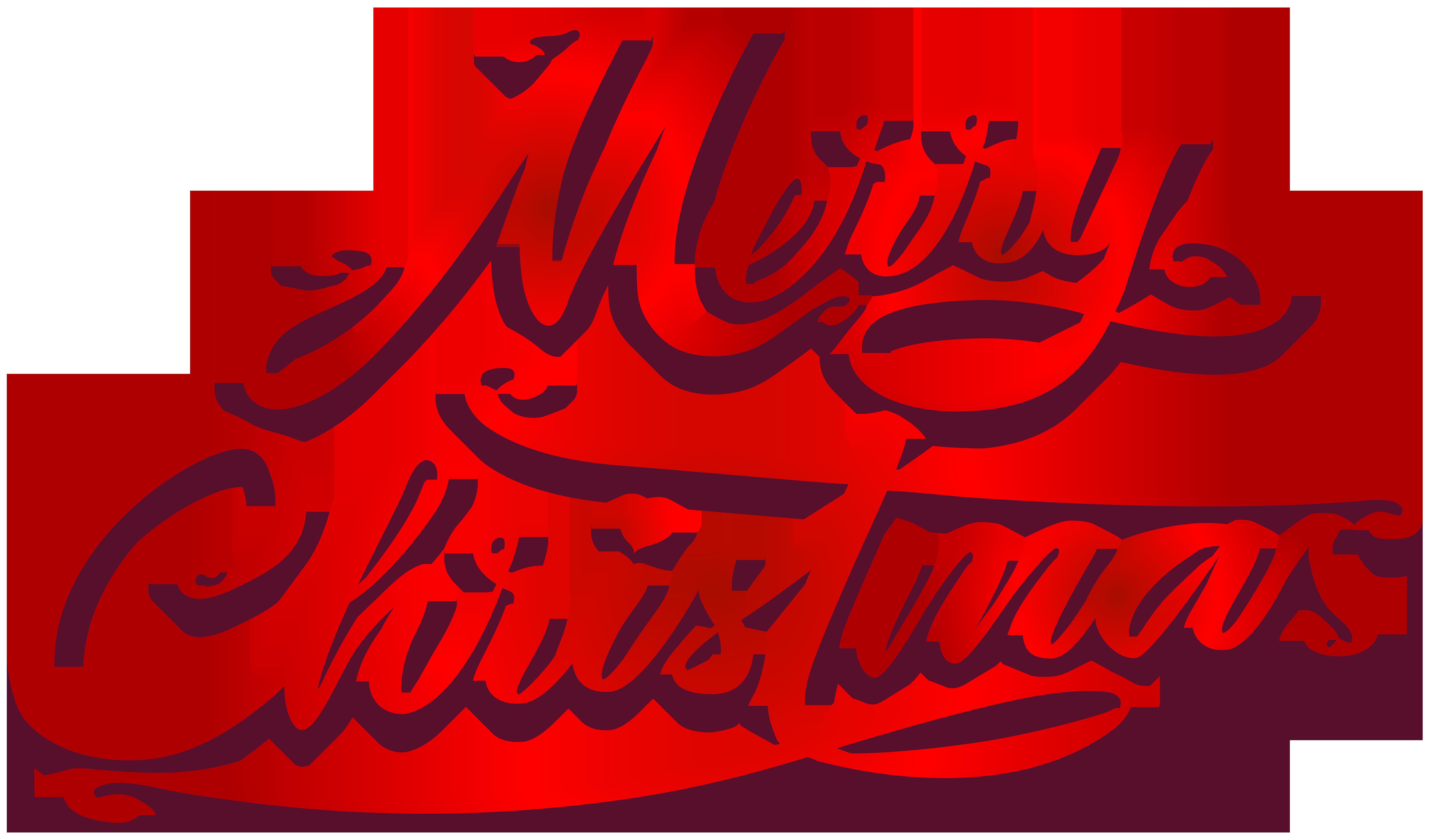 High Resolution Merry Christmas Clipart Hd.