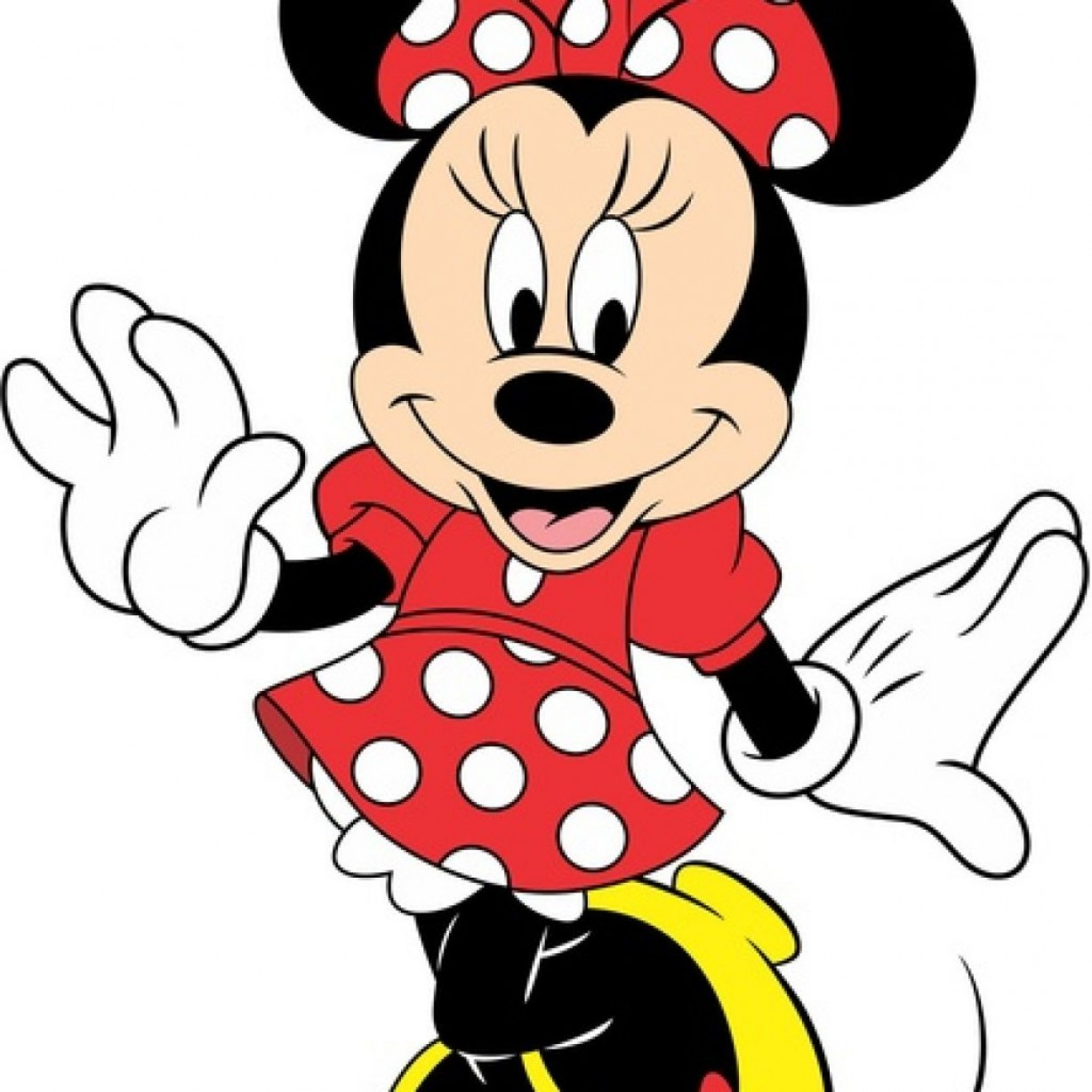 Free Minnie Mouse Clipart at GetDrawings.com.