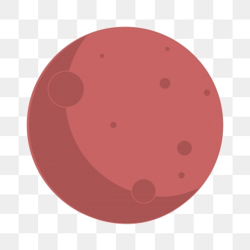 Red Moon PNG Images.